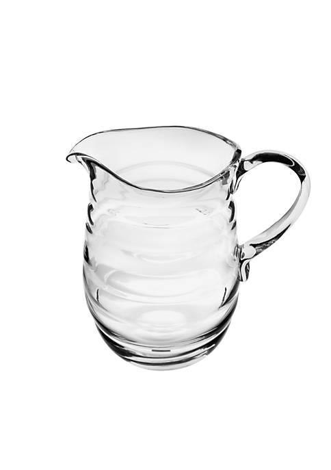 Portmeirion Glass Jug w/ handle 4 Pt.