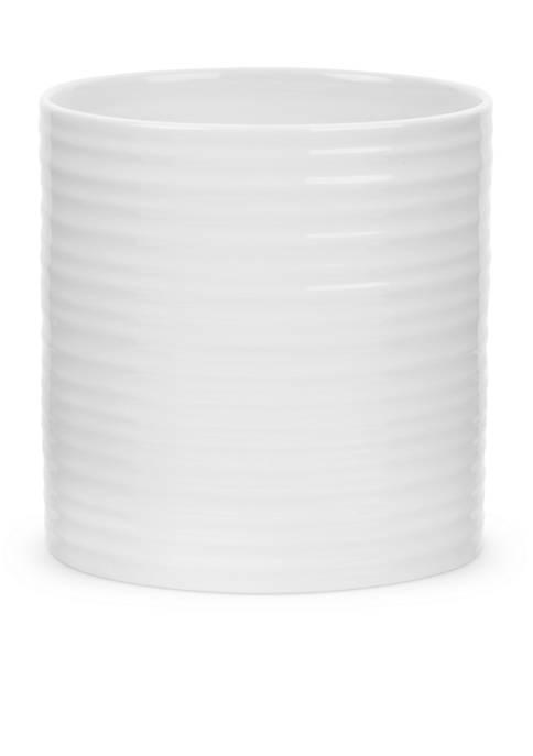 Sophie Conran White Oval Utensil Jar