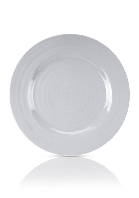 Portmeirion Sophie Conran Gray Dinner Plate