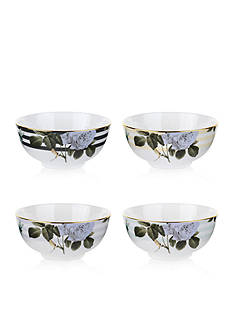 Portmeirion Rosie Lee Set of 4 Assorted Bowls