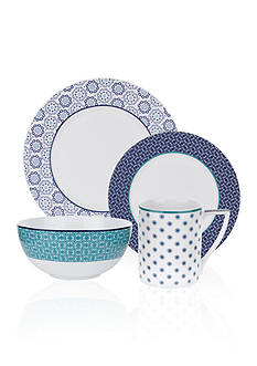 Portmeirion Langdon 4-Piece Place Setting