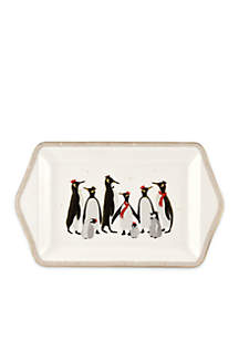 Penguin Dessert Tray