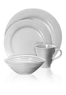 Portmeirion Sophie Conran Gray Serveware Collection