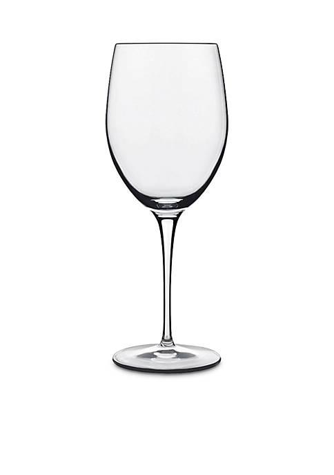 Luigi Bormioli Gourmet Goblet Glass