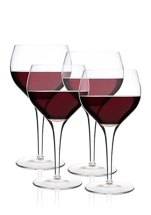 Luigi Bormioli Michelangelo Masterpiece Red Wine Glasses