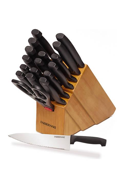 Farberware 18-Piece Tri-Star Cutlery Set