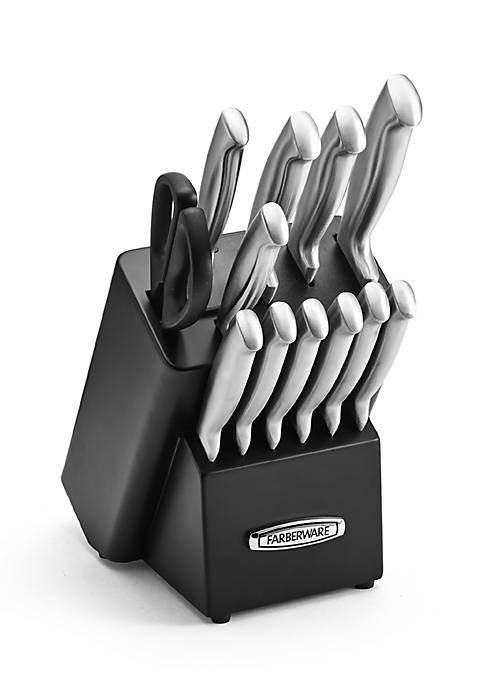 Farberware 13-Piece Edgekeeper Pro Self-Sharpening Cutlery Set