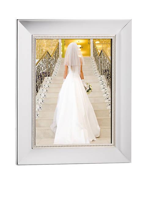 Lenox® Jubilee Pearl 8x10 Frame