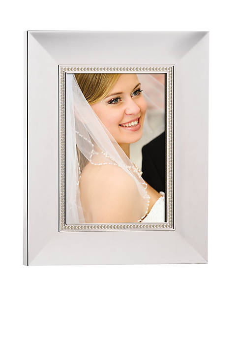 Lenox® Jubilee Pearl 5x7 Frame