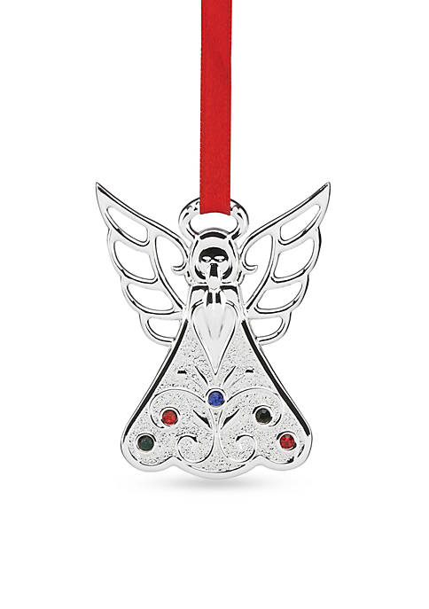 Lenox® Jeweled Angel Ornament