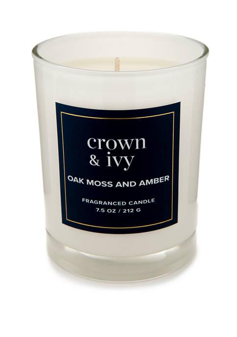 Crown & Ivy™ 7.5 Ounce Oak Moss &