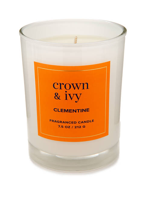 7.5 Ounce Clementine Candle