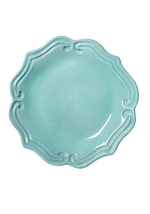 Vietri Incanto Aqua Baroque Salad