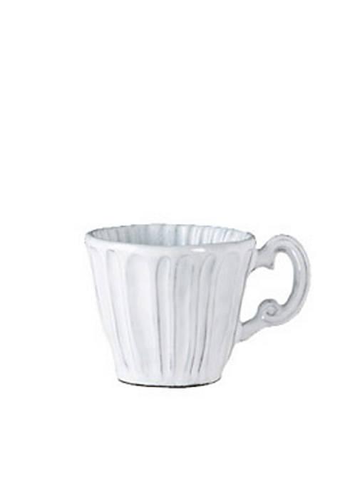 Incanto White Stripe Mug