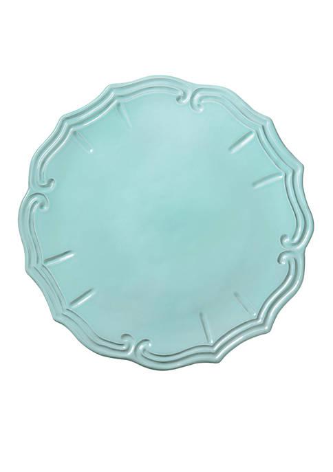 Incanto Aqua Baroque Service Plate/Charger