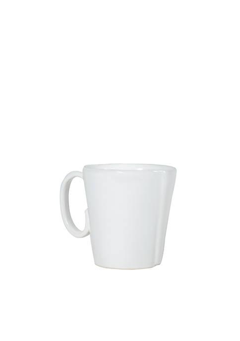 Lastra White Mug