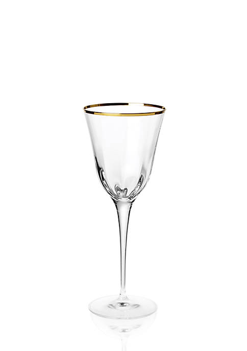 Vietri Water Glass 9.5-in. H, 11-oz.