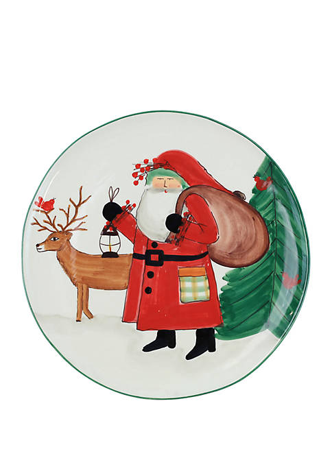 Old St. Nick 2019 Limited Edition Round Platter