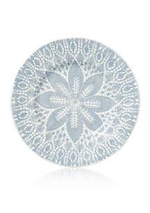Vietri Lace Dinner Plate