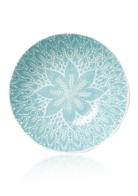 Vietri Lace Medium Serving Bowl