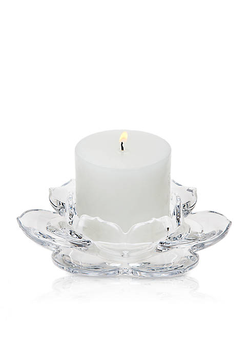 Godinger Shannon Pillar Candle Votive