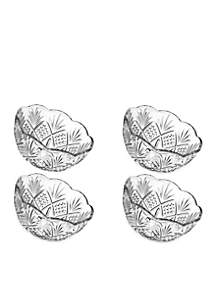 Dublin Small Candy Bowls, Set of 4