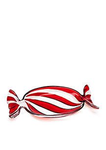 Small Peppermint Candy Dish