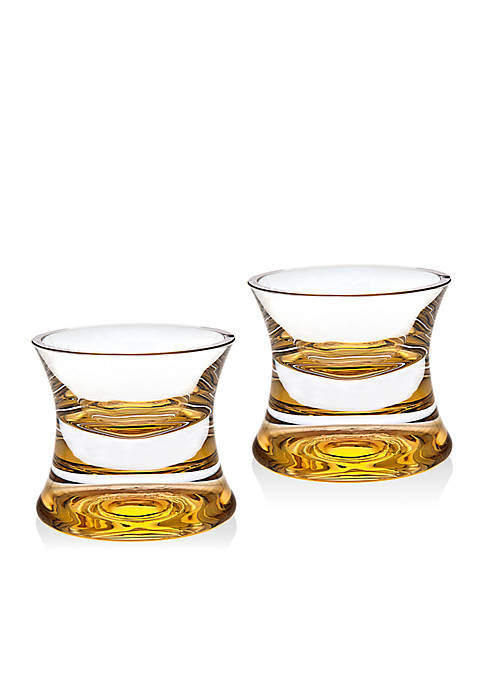 Godinger Luxe Gold Votive Holder