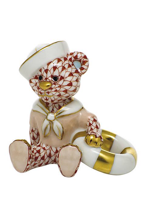Sailor Bear Decorative Accent
