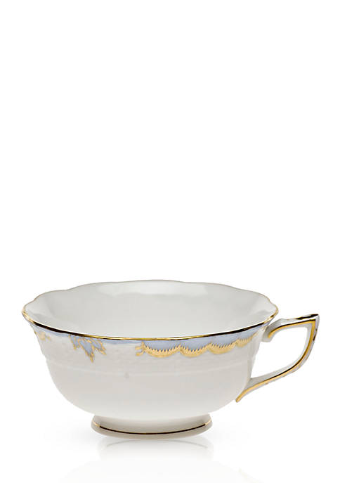 Herend Princess Victoria Light Blue Teacup