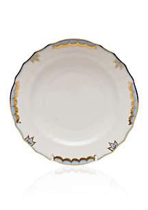 Herend Princess Victoria Light Blue Salad Plate