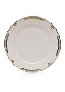 Herend Princess Victoria Light Blue Dinner Plate