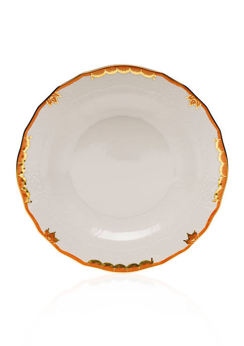 Rust Dessert Plate