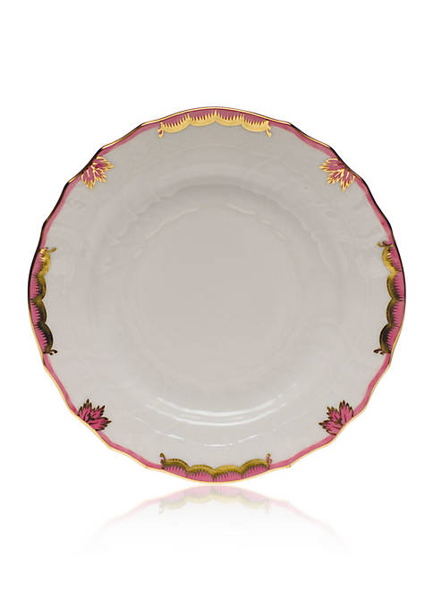 Princess Victoria Pink Bread & Butter Plate - 6-in. D