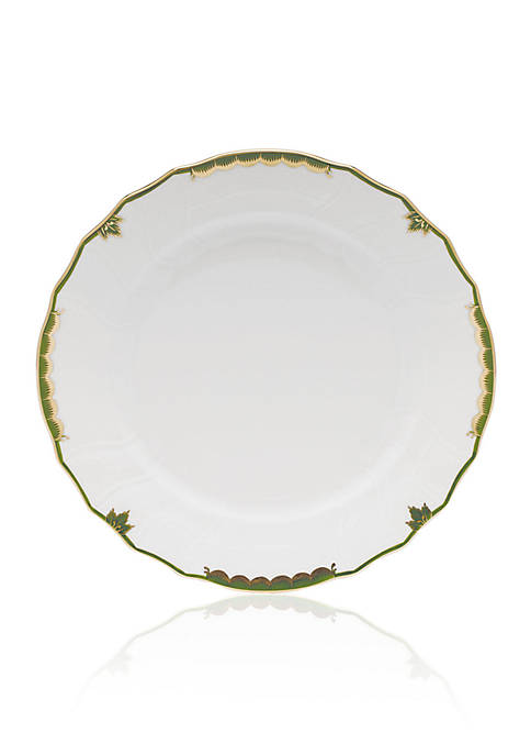 Dark Green Dinner Plate