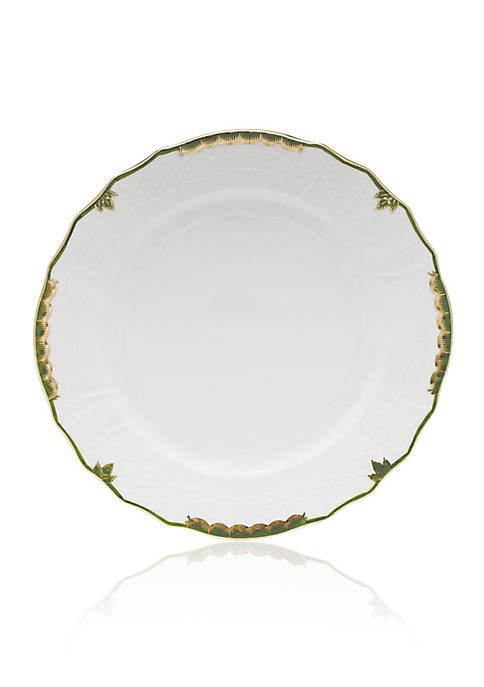 Herend Dark Green Service Plate