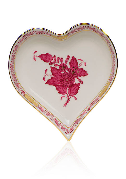 Herend Heart Tray
