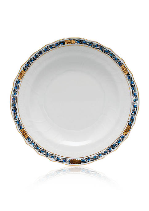 Herend Chinese Bouquet Garland Salad Plate 7.5-in. D