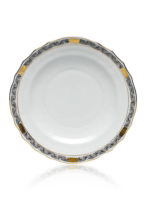 Herend Chinese Bouquet Garland Salad Plate