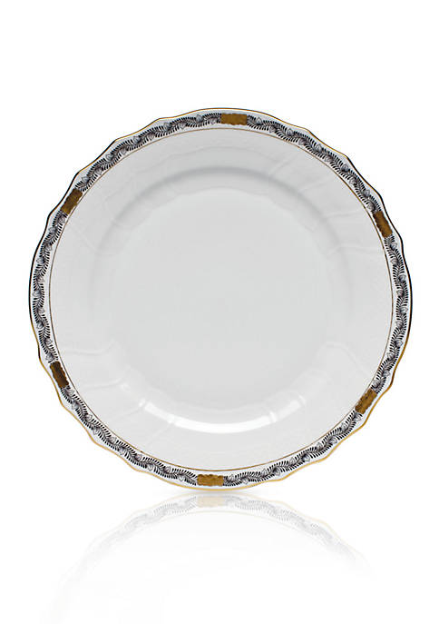 Chinese Bouquet Garland Dinner Plate - 10.5-in. D.