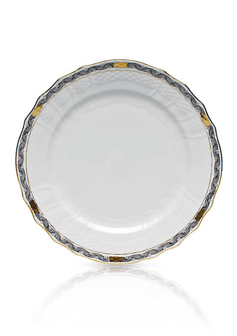 Herend Chinese Bouquet Garland Service Plate