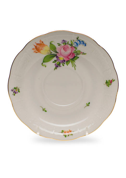 Herend Printemps After Dinner Saucer, Motif #1