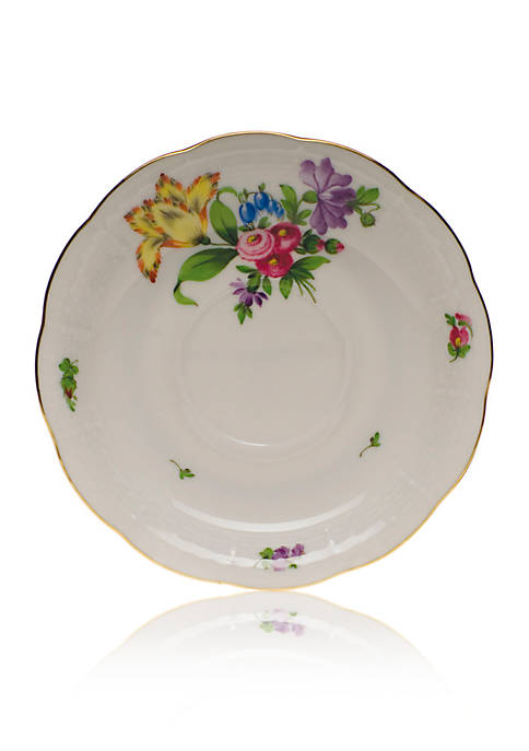 Herend Tea Saucer Motif #6