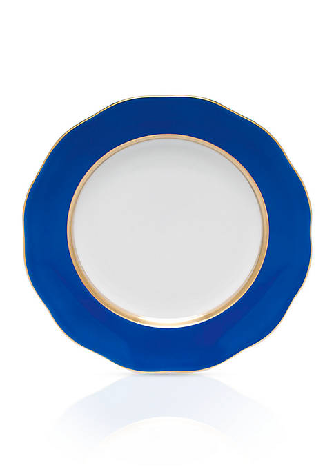 Herend Silk Ribbon Dessert Plate