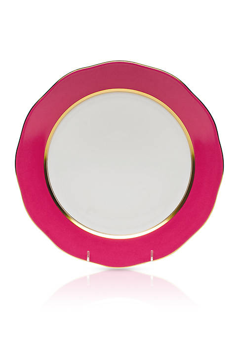 12-in. Charger Plate - Raspberry
