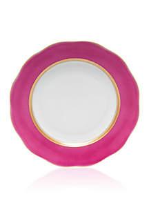 Dessert Plate - Raspberry