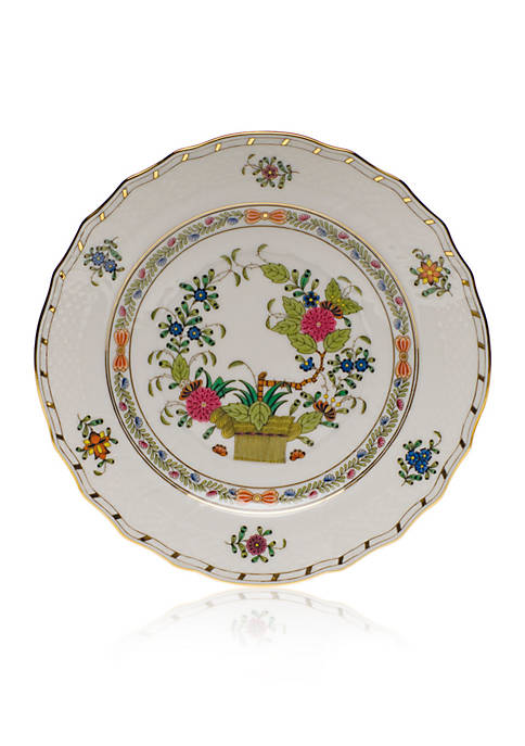Herend Indian Basket Dinnerware