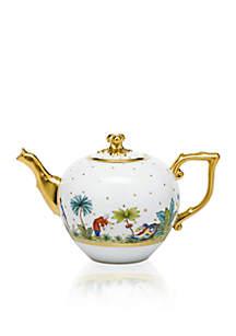 Bold Tea Pot w/ Twist