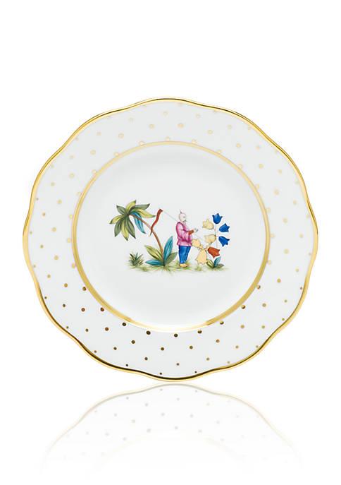 Herend Demure Salad Plate
