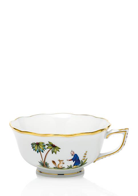 Demure Tea Cup - Motif #3